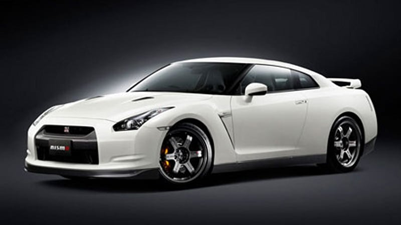 NISMO releases Club Sport package for R35 GT-R | Autoblog
